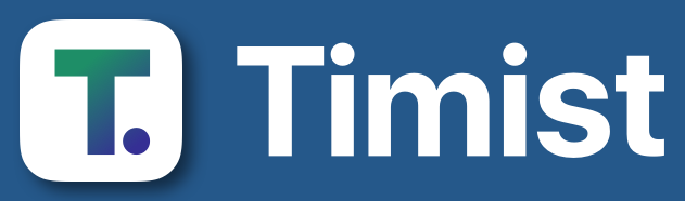 Timist logo with text